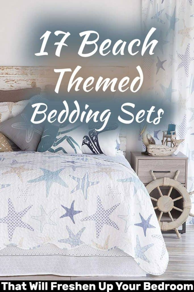 17 Beach-Themed Bedding Sets That Will Freshen Up Your Bedroom